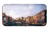 The Rialto Bridge from the South iPhone 6 Plus Case by  Canaletto