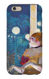 The Concert Cafe (The Song of the Dog) iPhone 6 Case by Edgar Degas