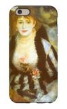 Theatre Box iPhone 6 Case by Pierre-Auguste Renoir