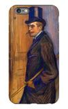 Louis Pascal iPhone 6 Plus Case by Henri de Toulouse-Lautrec