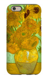 Sunflowers iPhone 6 Case by Vincent van Gogh