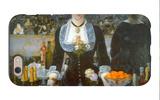A Bar at the Folies-Bergère iPhone 6 Case by Édouard Manet