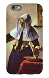Young Woman with a Water Jug at the Window iPhone 6s Plus Case by Jan Vermeer