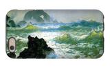 Seal Rock iPhone 6 Case by Albert Bierstadt