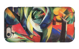 The Mandrill iPhone 6 Case by Franz Marc