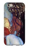 Goldfish iPhone 6 Case by Gustav Klimt