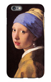 The Girl with the Pearl Earring iPhone 6s Plus Case by Jan Vermeer