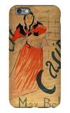 Le Divan Japonais iPhone 6 Plus Case by Henri de Toulouse-Lautrec