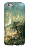 Cho-looke, the Yosemite Fall iPhone 6 Case by Albert Bierstadt