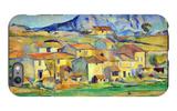 Mont Sainte-Victoire iPhone 6s Plus Case by Paul Cézanne