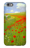 Field of Poppies iPhone 6s Plus Case by Paul von Szinyei-Merse