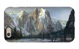 Cathedral Rocks, Yosemite iPhone 6 Case by Albert Bierstadt