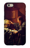 The Astronomer iPhone 6 Case by Jan Vermeer
