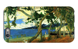 By the Seashore, Martinique iPhone 6 Plus Case by Paul Gauguin
