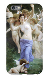 The Invasion iPhone 6s Plus Case by William Adolphe Bouguereau