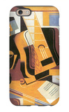 The Guitar 1918 iPhone 6 Case by Juan Gris