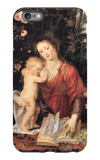 Mary with Child iPhone 6s Plus Case by Peter Paul Rubens