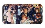 Dance at Le Moulin de la Galette iPhone 6 Case by Pierre-Auguste Renoir