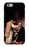 The Last Communion of St. Joseph of Calasanza iPhone 6 Case by Francisco de Goya