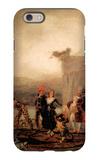 Comicos Ambulantes iPhone 6 Case by Francisco de Goya