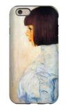 Portrait of Helene Klimt iPhone 6 Case by Gustav Klimt