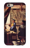 The Allegory of Painting iPhone 6 Case by Jan Vermeer