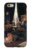 Hide and Seek iPhone 6 Case by James Tissot