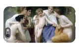 Admiration iPhone 6 Plus Case by William Adolphe Bouguereau