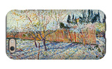 Orchard with Cypress iPhone 6 Case by Vincent van Gogh