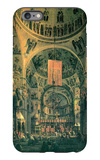 San Marco, Inside View iPhone 6 Plus Case by  Canaletto
