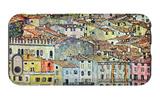 Malcena at the Gardasee iPhone 6 Case by Gustav Klimt