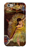 End of the Arabesque iPhone 6 Case by Edgar Degas