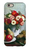 Still-Life with Flowers and Fruit iPhone 6 Case by Henri Fantin-Latour