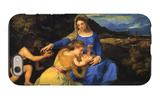 The Virgin and Child iPhone 6 Case by  Titian