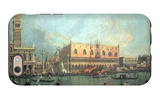 Palazzo Ducale iPhone 6 Case by  Canaletto