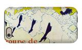La Troupe de Mlle Eglantine iPhone 6 Case by Henri de Toulouse-Lautrec