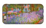 Monet's Garden iPhone 6 Case by Claude Monet