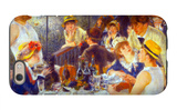 Luncheon of the Boating Party iPhone 6 Case by Pierre-Auguste Renoir