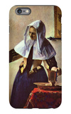Young Woman with a Water Jug at the Window iPhone 6 Plus Case by Jan Vermeer