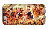 Abraham with Melchizedek iPhone 6 Case by Peter Paul Rubens