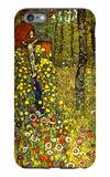 Garden with Crucifix iPhone 6s Plus Case by Gustav Klimt