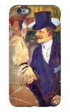 The English Man at the Moulin Rouge iPhone 6 Plus Case by Henri de Toulouse-Lautrec