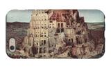 Tower of Babel iPhone 6 Case by Pieter Bruegel the Elder