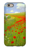 Field of Poppies iPhone 6 Case by Paul von Szinyei-Merse