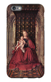 The Virgin and Child iPhone 6s Plus Case by Jan Van Eyck