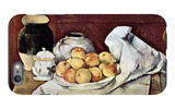 Still Life with Commode iPhone 6s Plus Case by Paul Cézanne
