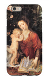 Mary with Child iPhone 6 Case by Peter Paul Rubens