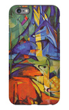 Deer in Forest iPhone 6 Plus Case by Franz Marc