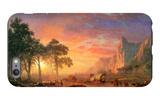 The Oregon Trail iPhone 6s Plus Case by Albert Bierstadt