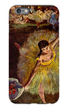 End of the Arabesque iPhone 6s Plus Case by Edgar Degas